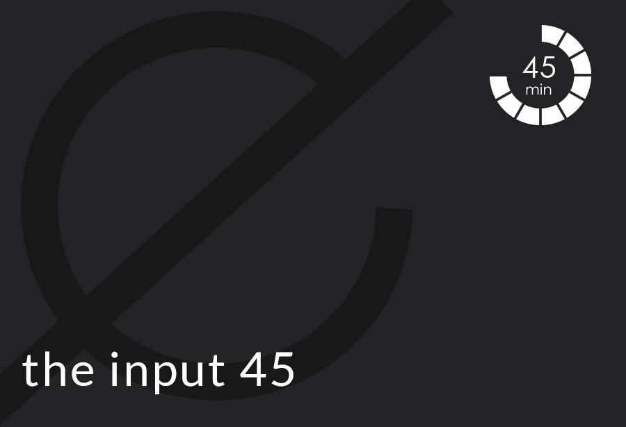 input 45 - Echelon Indoor Cycling Club Dublin