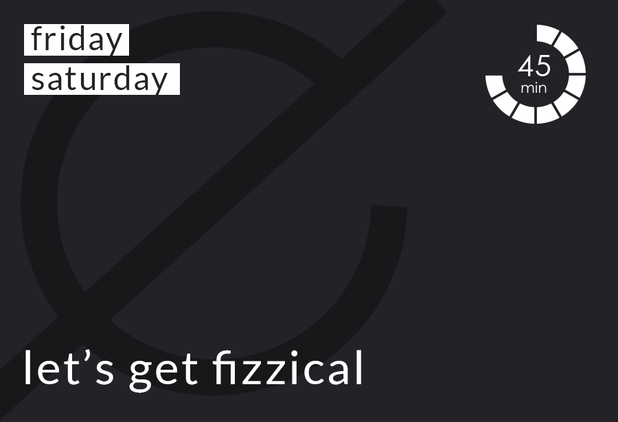 lets get fizzical - Echelon Indoor Cycling Club - Dublin