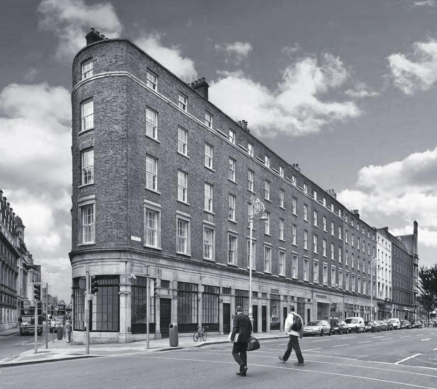 Times Building Location - echelon cycling - Dublin