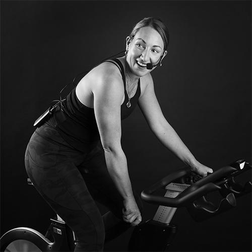 Camille C - cycling instructor - echelon Dublin