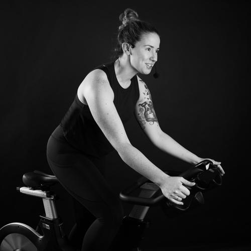 Carla B - Coaching Indoor Cycling - Echelon Dublin