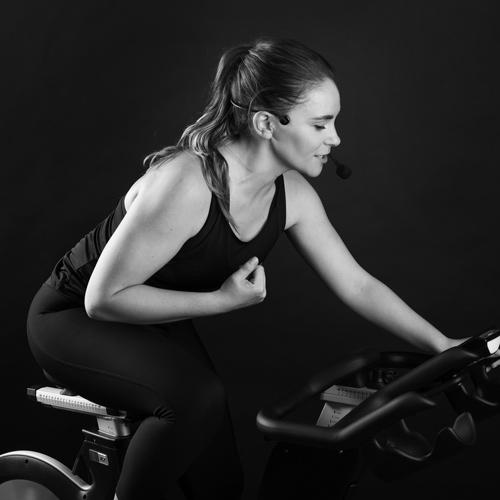 Elaine N - schwinn indoor cycling instructor - Echelon Dublin
