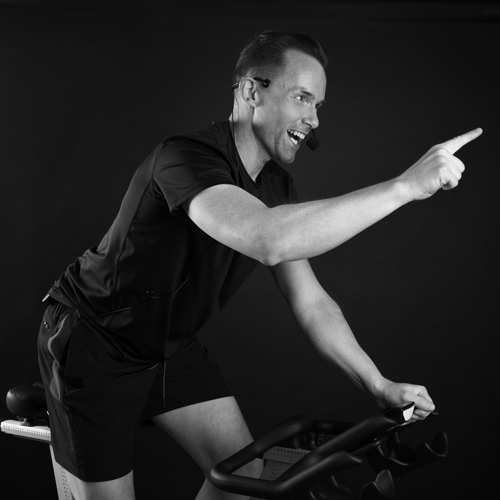 jp - indoor cycling coach - echelon Dublin