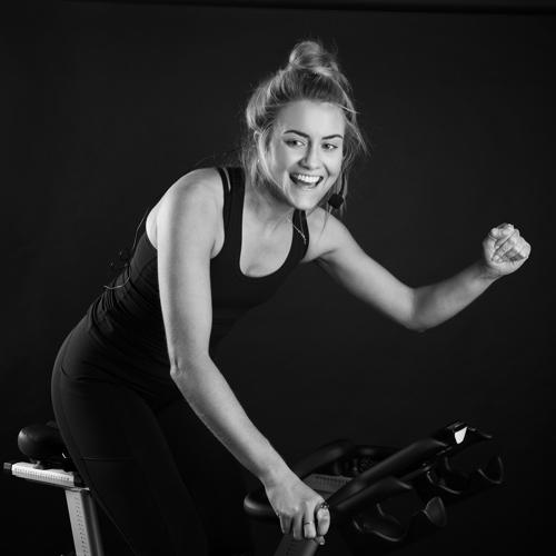 louise q - echelon cycling instructor - dublin